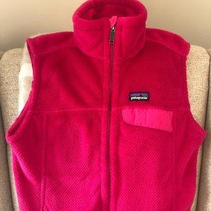 Patagonia Pink Vest